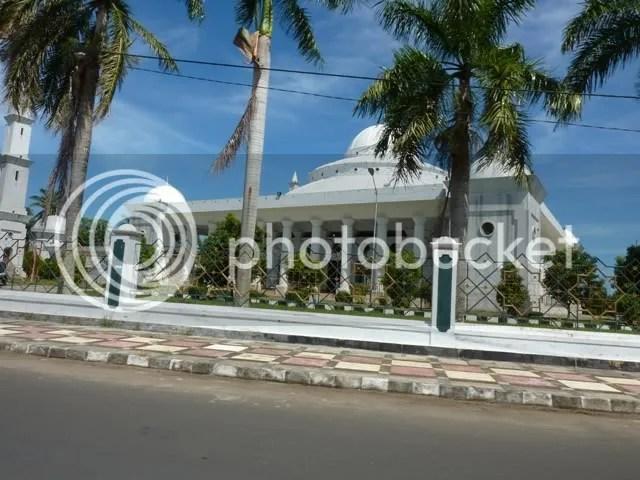 Day 1 - Mesjid At Taqwa, Bengkulu