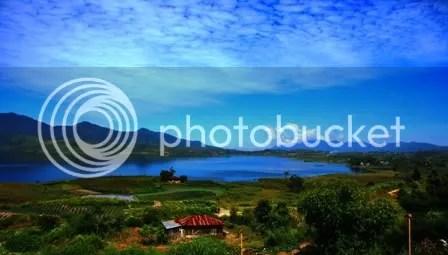 Danau Diatas, Sumatra Barat