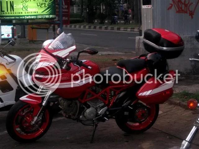 Start from McD Pondok Indah