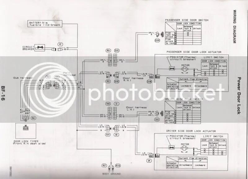 1994 nissan sentra alternator wiring diagram 1985 honda spree 89 240sx | get free image about