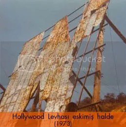 Hollywood Levhası 3