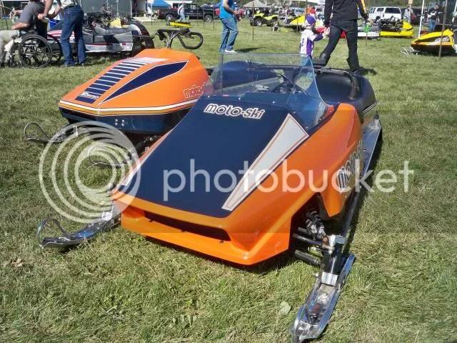 F Ski Tnt Doo 400 1973