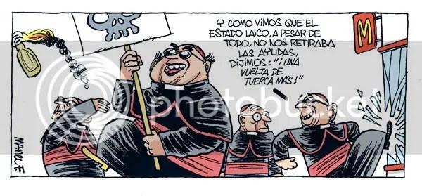 Obispos kale borroca