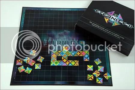 eternity, puzzle eternity II, games eternity, eternity II