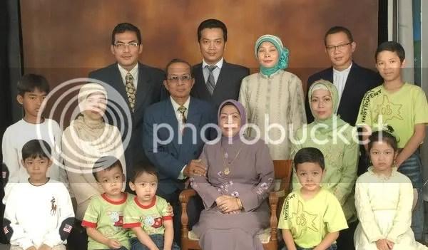 Keluarga Jusak Slamet