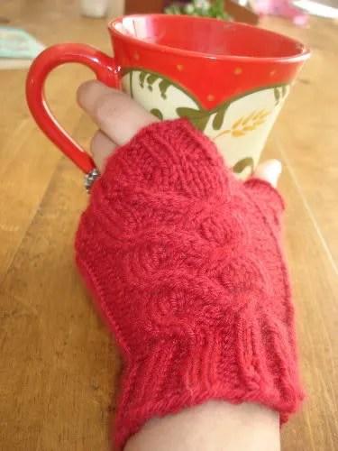 Evangeline Glove Left Hand