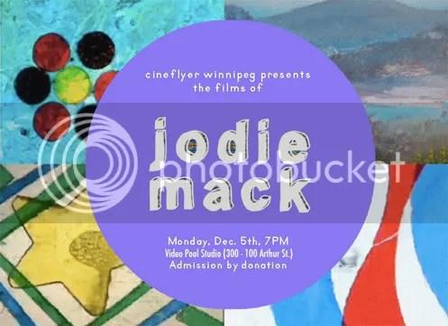 Jodie Mack Cineflyer Leslie Supnet
