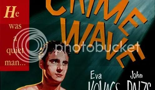 Crime Wave Paizs poster
