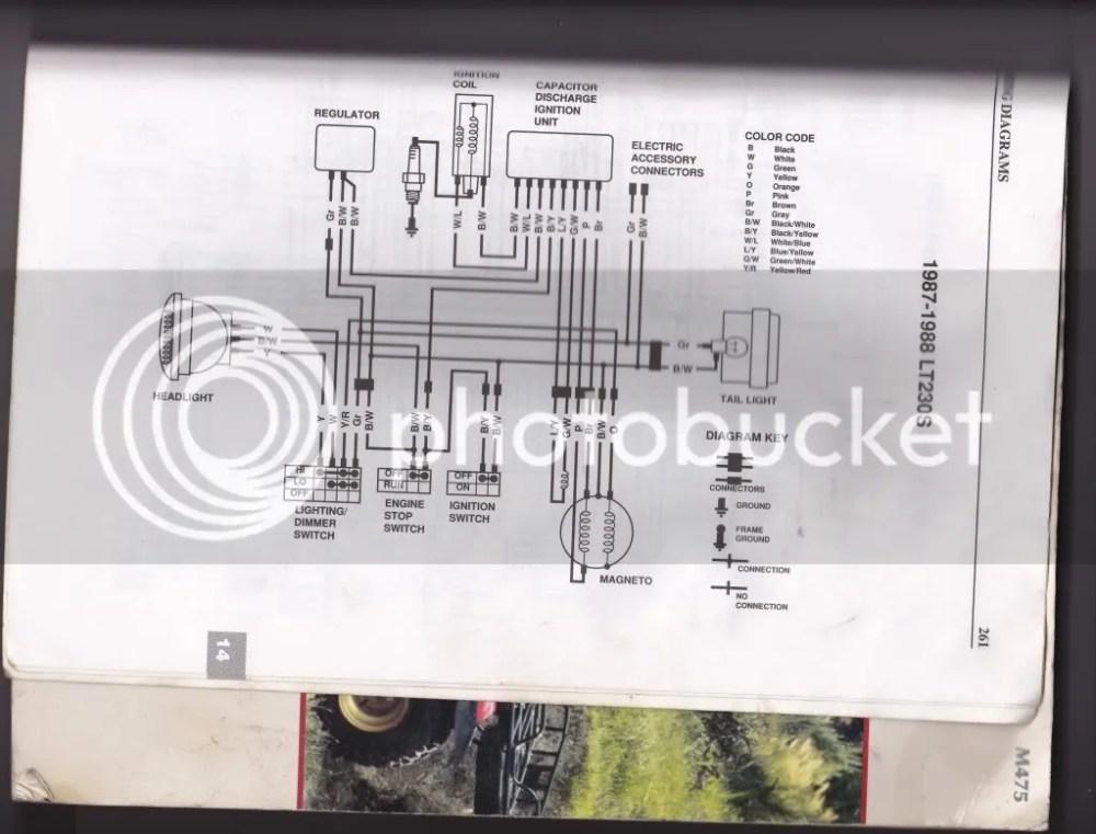 medium resolution of suzuki 230 wiring diagrams wiring diagram view wiring diagram for suzuki 230