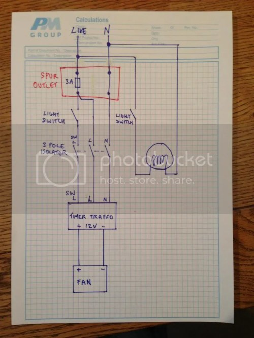 small resolution of wiring advice on extractor fans boards ie