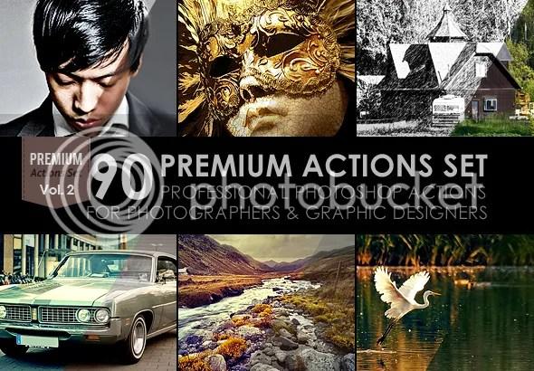 65 Premium Actions Set - 2