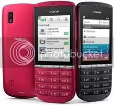 Nokia Asha 300 Harga, Review, Spesifikasi