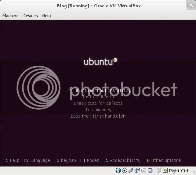 Hướng dẫn cài đặt Ubuntu 11.04 song song với Windows 7 (2/6)
