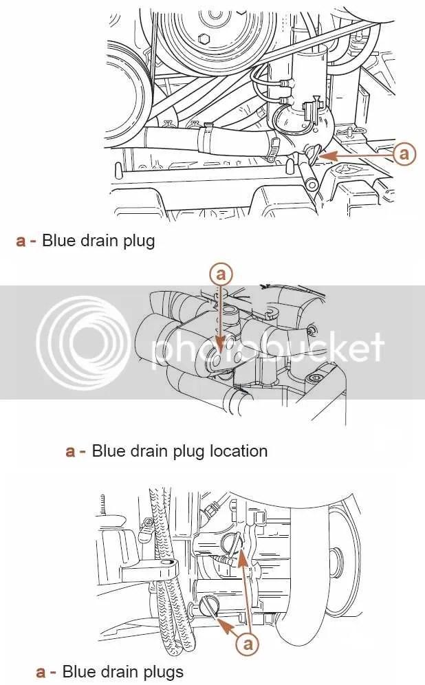 Missing drain plugs???