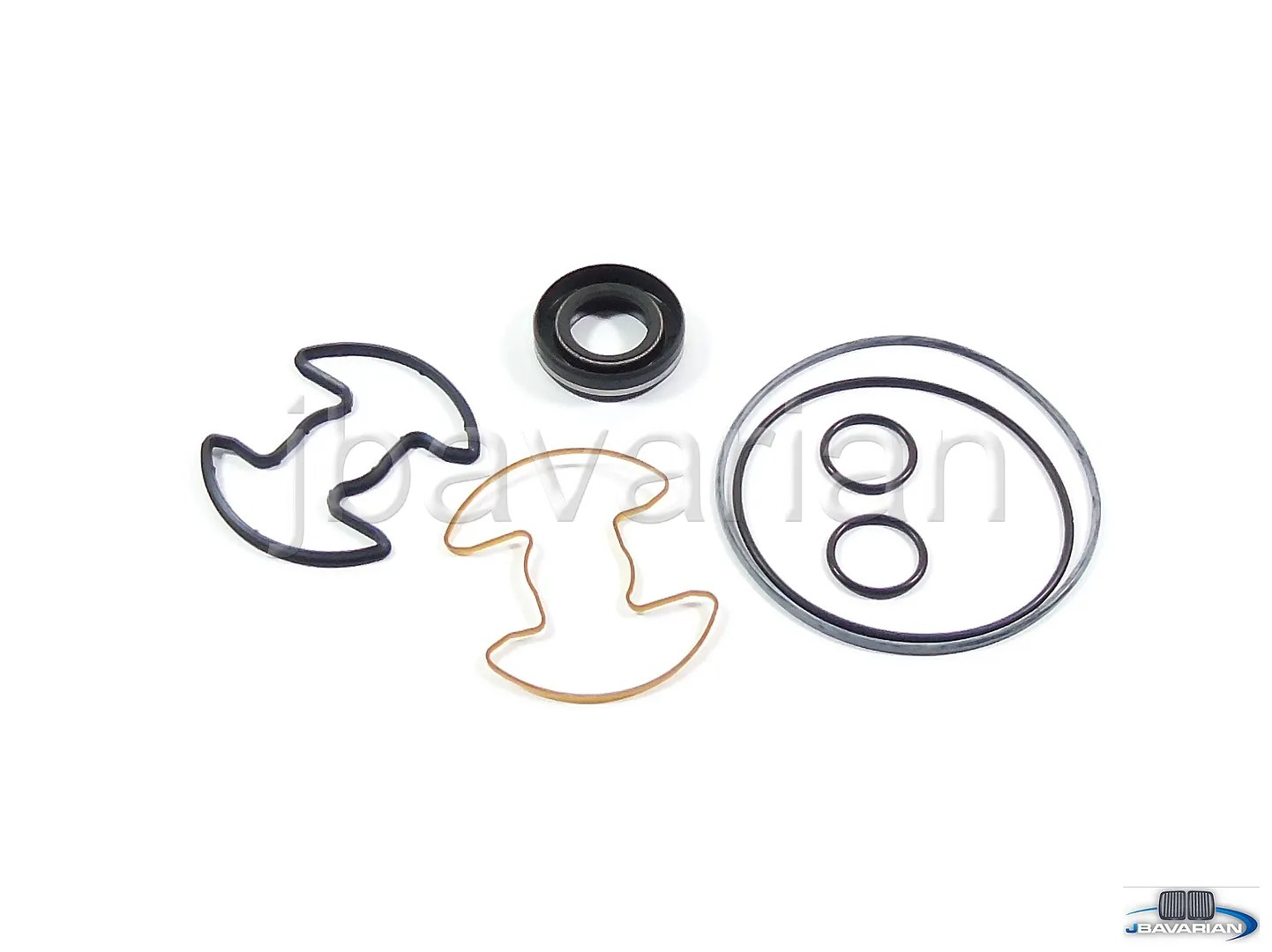 Genuine BMW Power Steering Pump Gasket Rebuild Kit ( E30