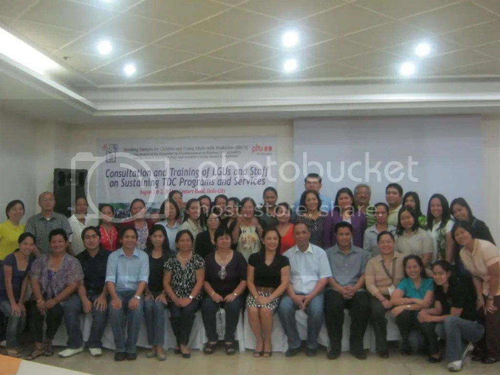 training on tdc sustainability
