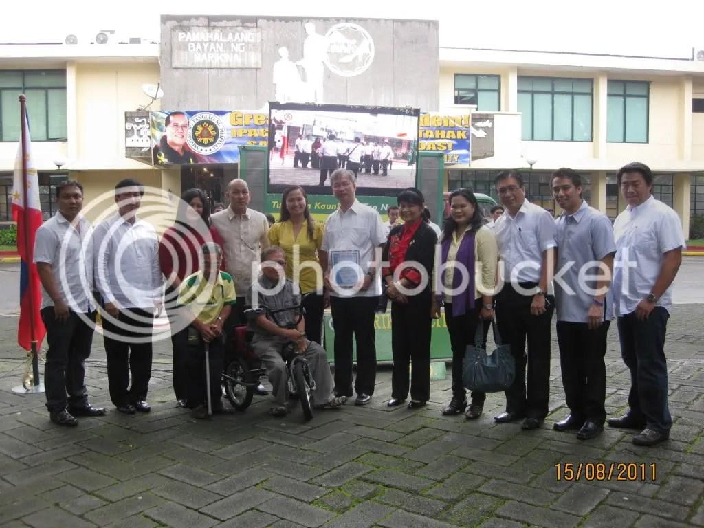 STAC Mariking launching