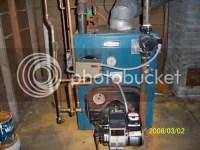 burnham boiler with broken pressure gauge - DoItYourself ...