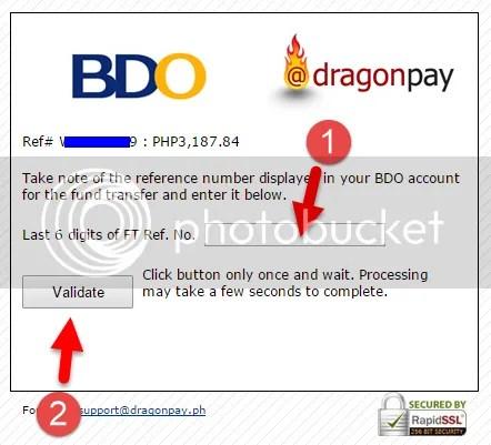 DragonPay AirAsia payment