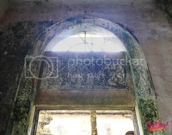 Baguio Tour - Diplomat Hotel Ruins Arch
