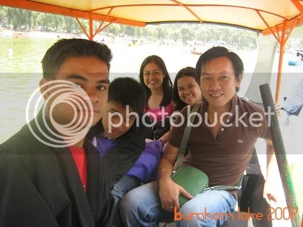 Baguio DIY Tour - Burnham Lake Boating