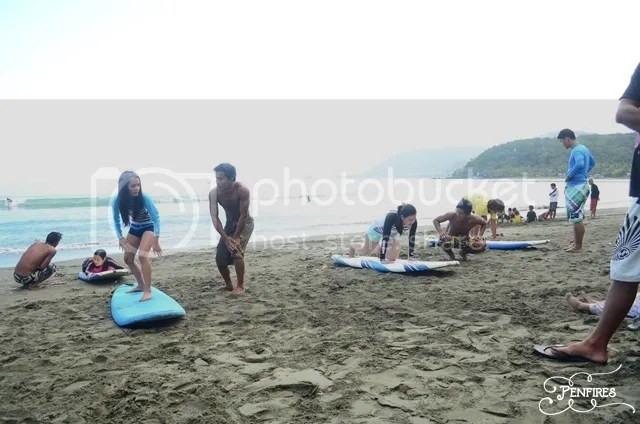 Surfing Lessons Package Baler