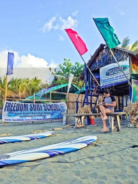 Freedom Surf School Baler