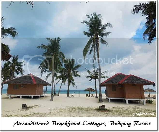 Budyong Beach Resort Beachfront Bantayan