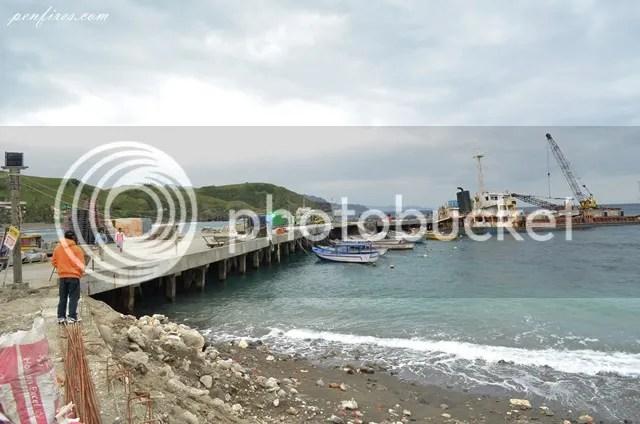 Port of Basco Batanes