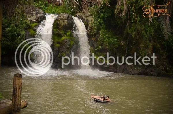 Bunga Falls Pool
