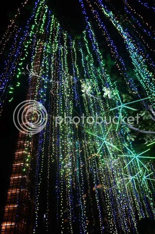 Ayala 2014 Christmas Lights