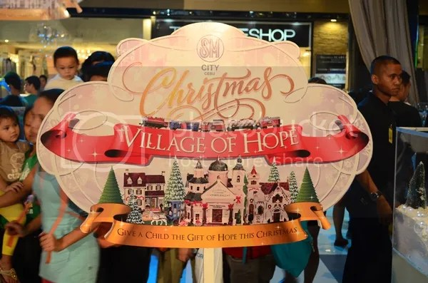 SM City Cebu Christmas Village of Hope