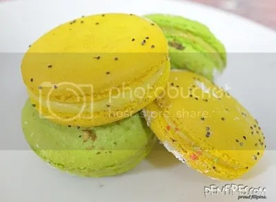 french macarons cebu