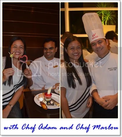 Waterfront Cebu Pastry Chef