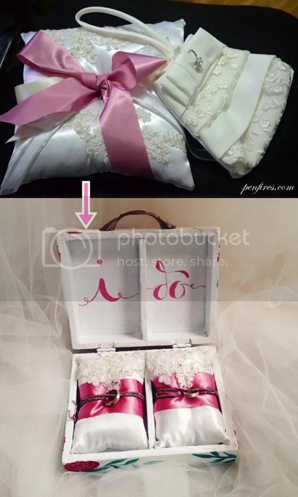 Wedding gown package freebies