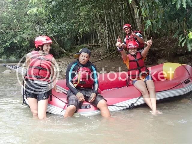 conquering kiulu river