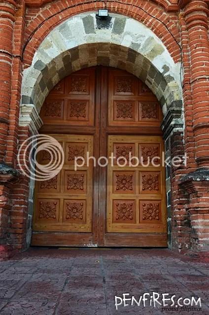 Door Liliw Church