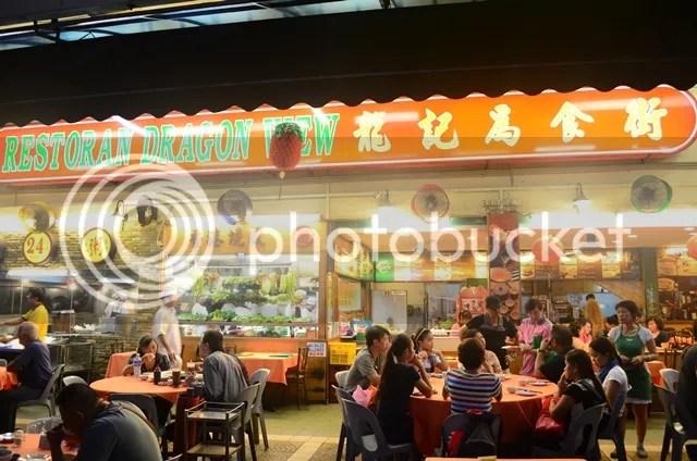 Restoran Dragon View Kuala Lumpur