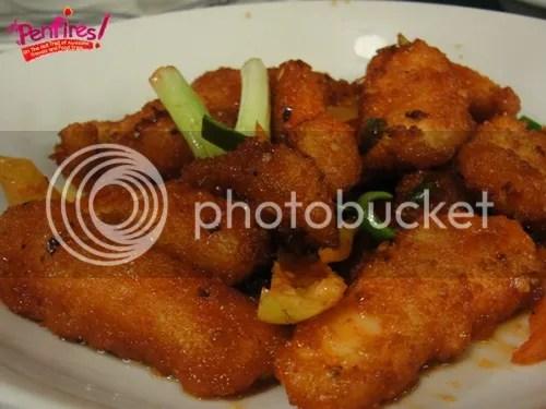 Cebu Restaurant STK Ta Bai Menu Calamares