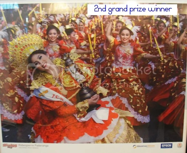2013 Sinulog Photo Contets - 2nd Prize