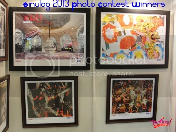 2013 Sinulog Photo Contest Picture Exhibit
