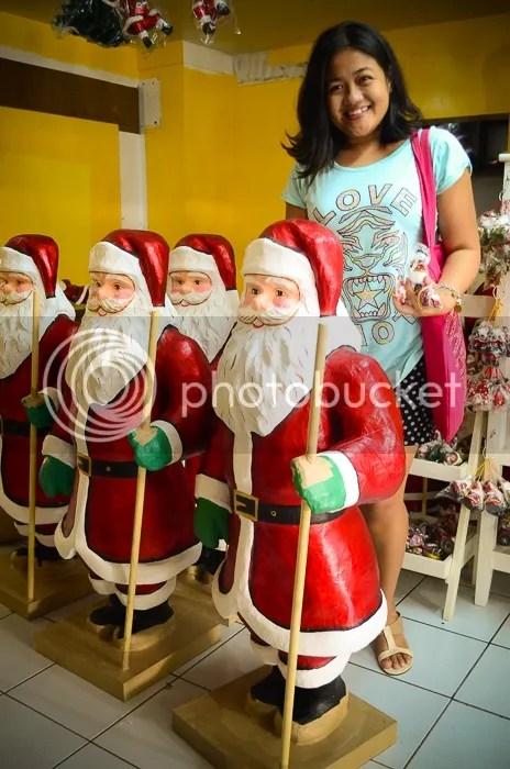 Santa Claus Paper Mache