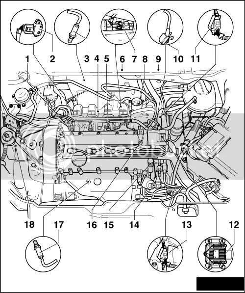 [SEAT] [Ibiza 6K2] Waar zit de temperatuursensor?