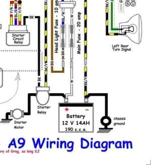 Wiring Diagram  Page 2  Kawasaki KLR 650 Forum
