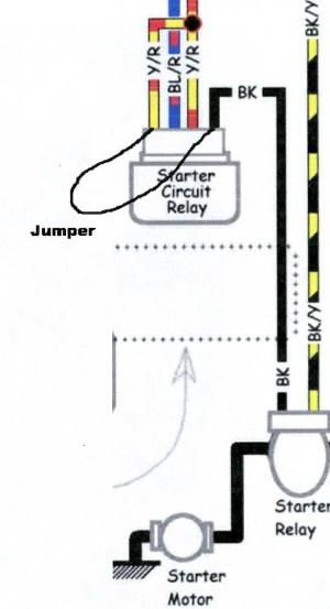starter relay  Kawasaki KLR 650 Forum