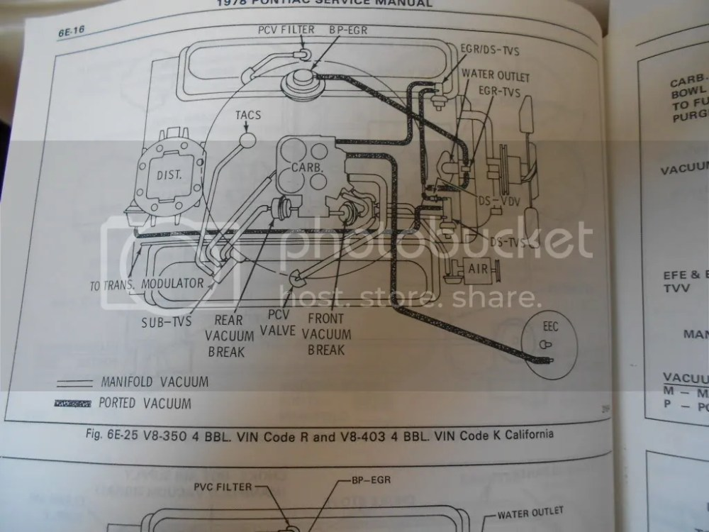 medium resolution of heres a pic out of the 78 gm manual there are 2 dia s the other is the 403 high alt