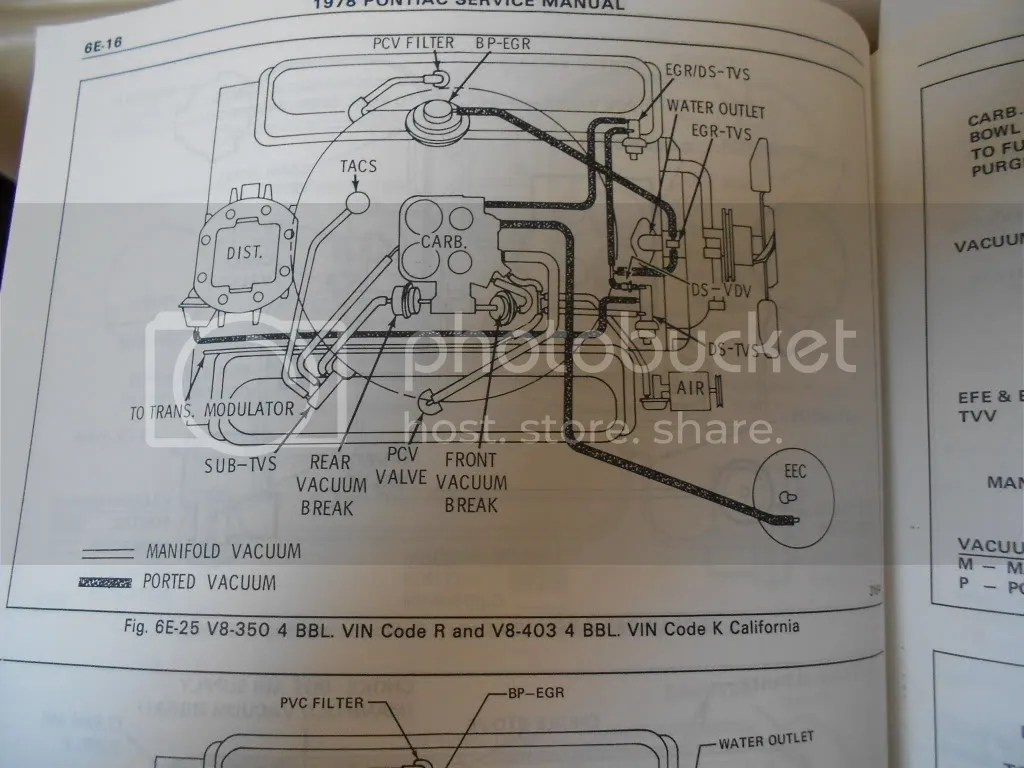 hight resolution of heres a pic out of the 78 gm manual there are 2 dia s the other is the 403 high alt