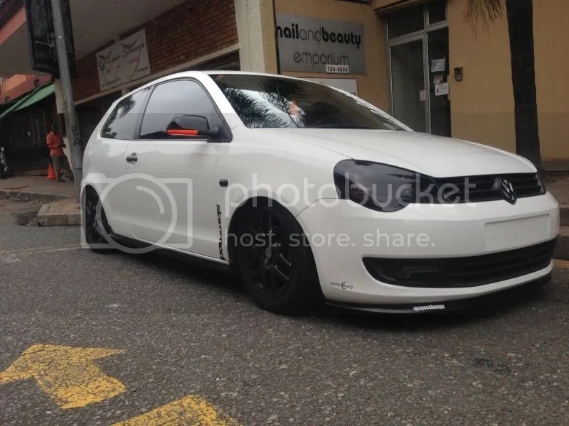 Hi From South Africa My Vw Polo Vivo