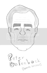 Peter Golenbock (Illustration: Rachel Andelman)
