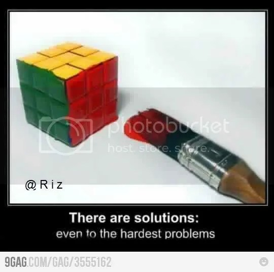 selesaikan rubik cube dengan cepat, rubik cube,